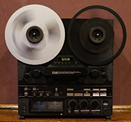 Audio reel to reel tape transfers in Oxfordshire UK