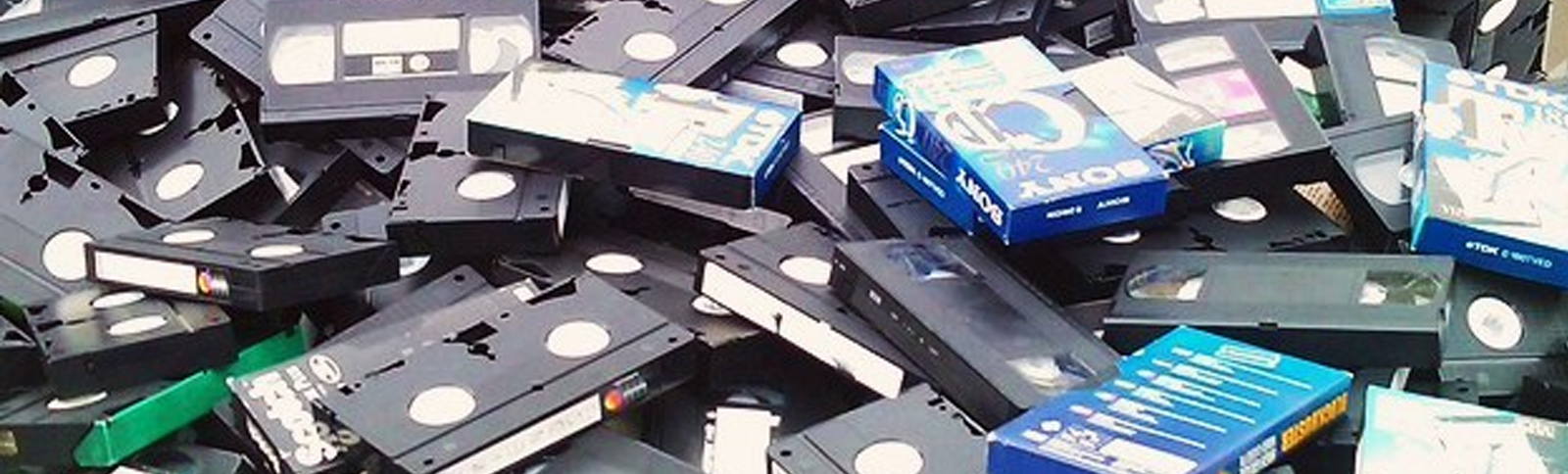 Video8 Tapes to Reel Conversions in Oxfordshire UK
