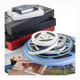 Family Video Transfers in Oxfordshire