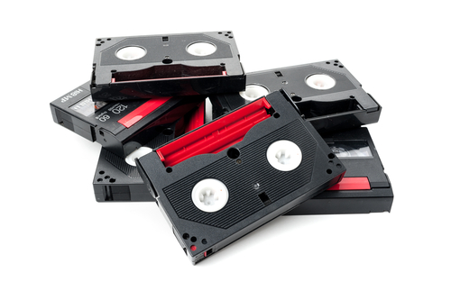 DIGITAL 8 TAPES TO DVD