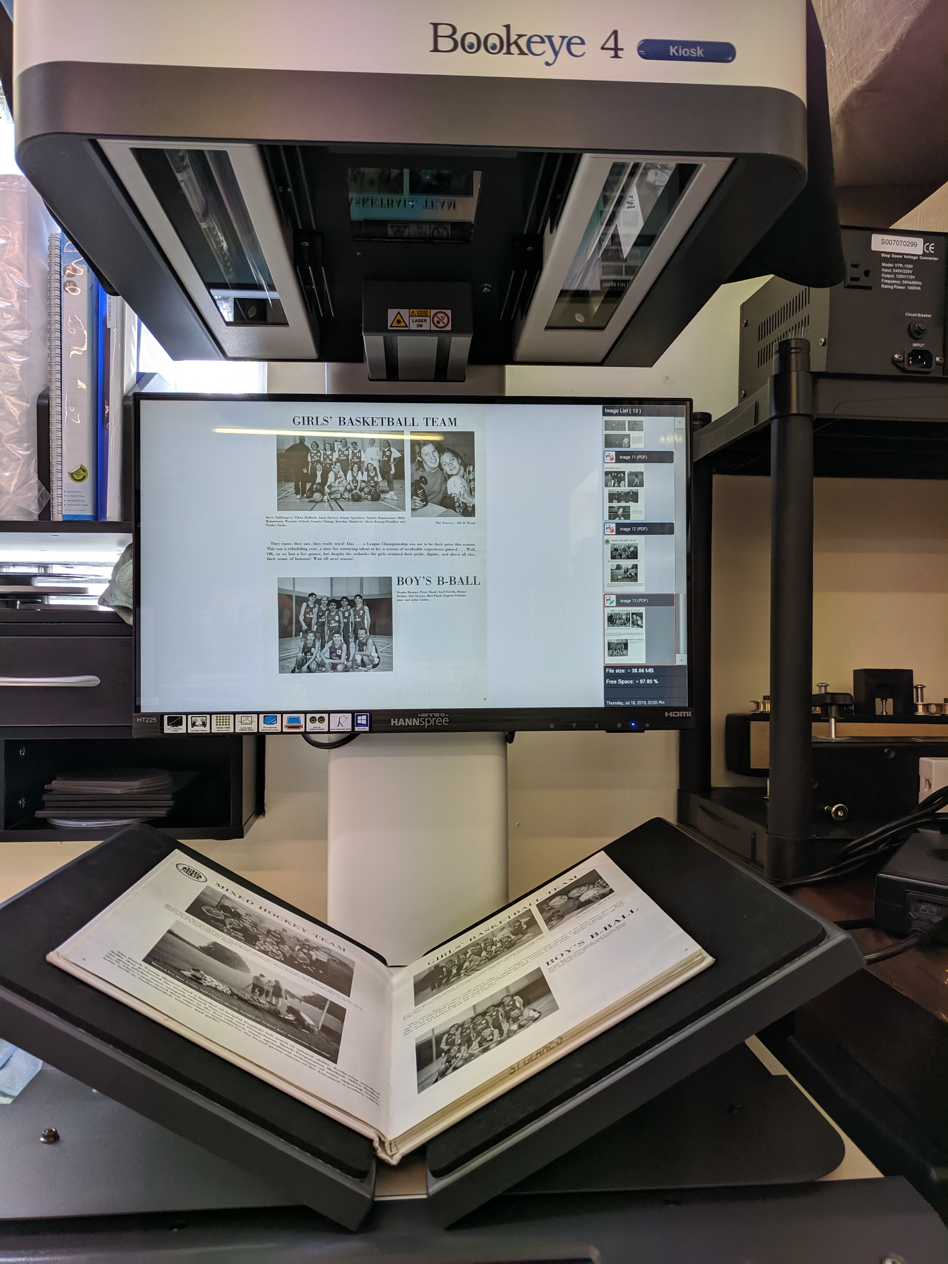 OXFORD PHOTO SCANNING SOLUTIONS