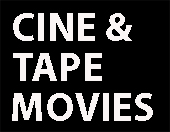 Cine and VHS tape Movies