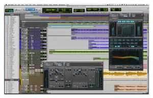 enhancing audio on video footage